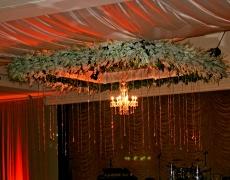 reception 4 chandelier