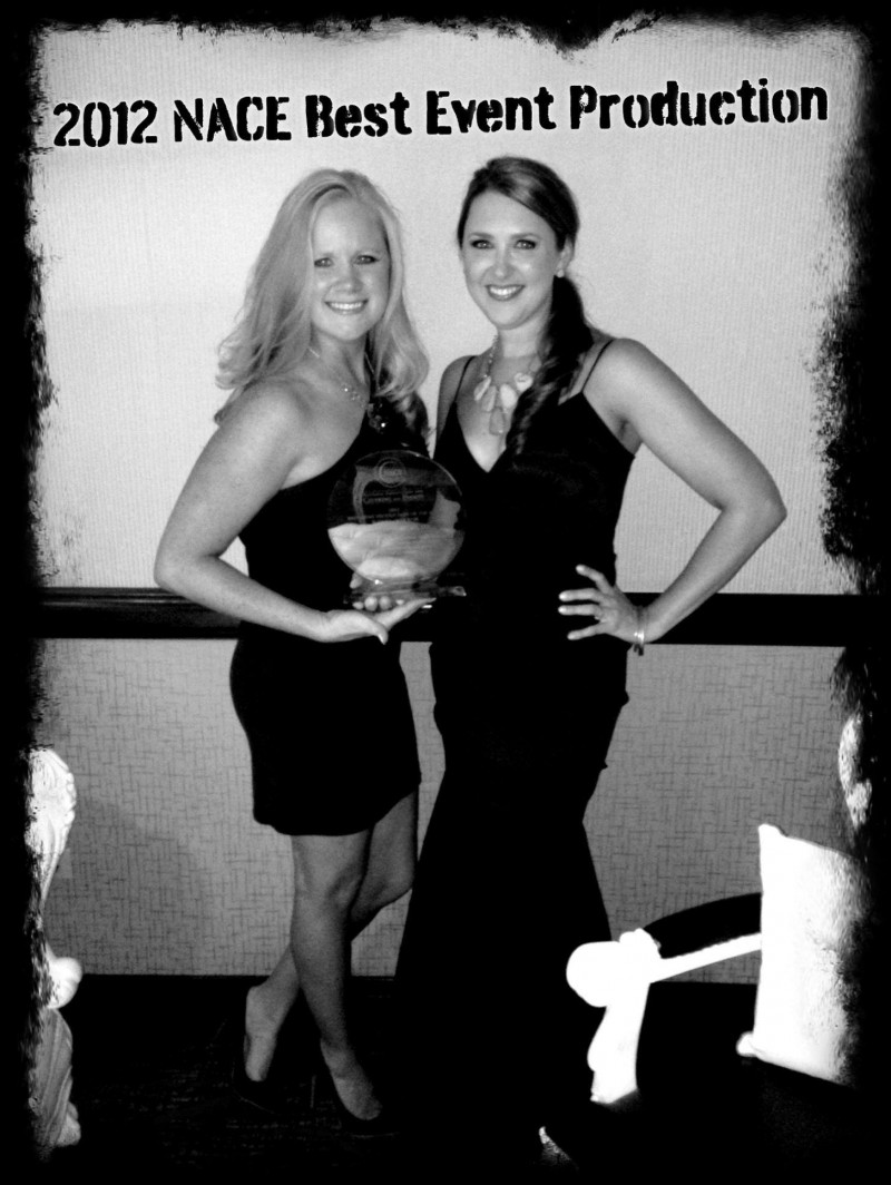 me & j nace award 2012