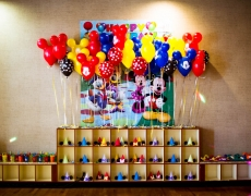 Mickey Mouse-